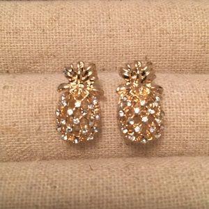 🆕 Pineapple Earrings 🍍